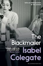 The Blackmailer cover