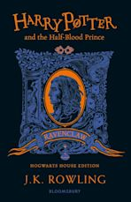 Harry Potter and the Half-Blood Prince - Ravenclaw Edition cover