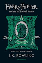 Harry Potter and the Half-Blood Prince - Slytherin Edition cover