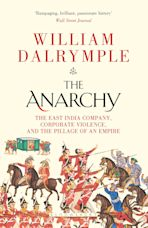 The Anarchy cover
