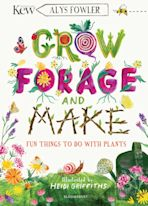 KEW: Grow, Forage and Make cover
