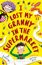 I Lost My Granny in the Supermarket cover