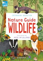 RSPB Nature Guide: Wildlife cover