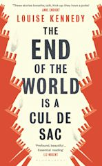 The End of the World is a Cul de Sac cover