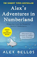 Alex's Adventures in Numberland cover