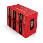 Harry Potter Gryffindor House Edition Paperback Box Set cover