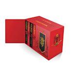 Harry Potter Gryffindor House Edition Hardback Box Set cover