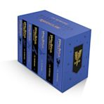 Harry Potter Ravenclaw House Edition Paperback Box Set cover