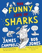 The Funny Life of Sharks cover
