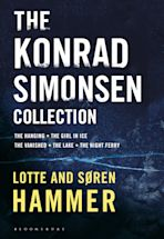 The Konrad Simonsen Collection cover