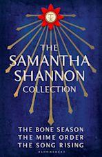 The Bone Season series cover