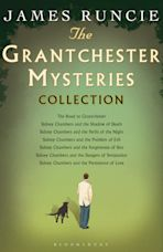 The Grantchester Mysteries cover