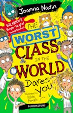 The Worst Class in the World Dares You! cover