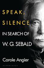 Speak, Silence cover