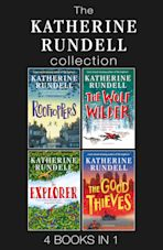 The Katherine Rundell Collection cover