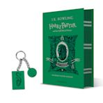 Pre-order offer: Harry Potter and the Half-Blood Prince – Slytherin Edition + Slytherin Keyring cover