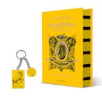 Pre-order offer: Harry Potter and the Half-Blood Prince – Hufflepuff Edition + Hufflepuff Keyring cover