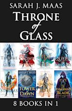 Throne of Glass eBook Bundle cover