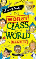 The Worst Class in the World in Danger! cover