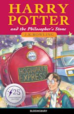 Harry Potter and the Philosopher's Stone – 25th Anniversary Edition cover