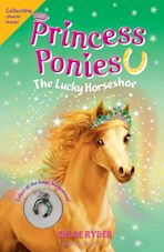 Princess Ponies 9: The Lucky Horseshoe cover