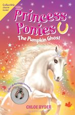 Princess Ponies 10: The Pumpkin Ghost cover