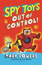 Spy Toys: Out of Control! cover