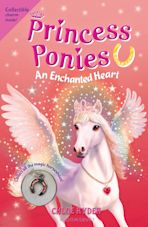 Princess Ponies 12: An Enchanted Heart cover