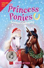 Princess Ponies 11: Season's Galloping cover
