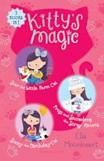 Kitty's Magic Bind-up Books 4-6 cover