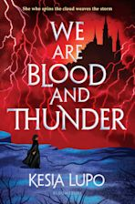 We Are Blood and Thunder cover