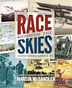 Race through the Skies cover
