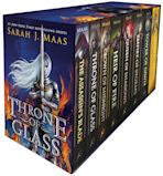 Throne of Glass Box Set cover
