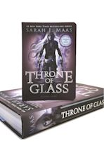 Throne of Glass (Miniature Character Collection) cover