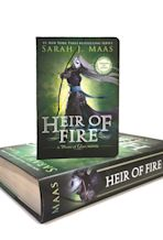 Heir of Fire (Miniature Character Collection) cover