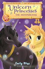 Unicorn Princesses 9: The Moonbeams cover