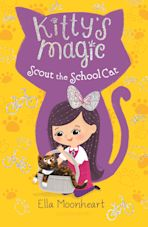 Kitty's Magic 7: Scout the School Cat cover