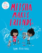 Meesha Makes Friends cover