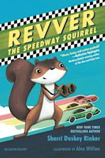 Revver the Speedway Squirrel cover