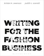 Writing for the Fashion Business cover
