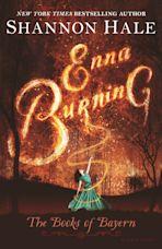 Enna Burning cover
