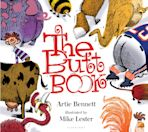 The Butt Book cover