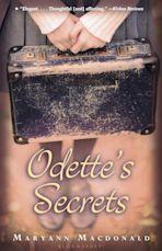 Odette's Secrets cover