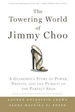 The Towering World of Jimmy Choo cover