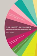 The Flavor Thesaurus cover