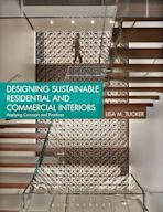 Designing Sustainable Residential and Commercial Interiors cover