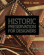 Historic Preservation for Designers cover