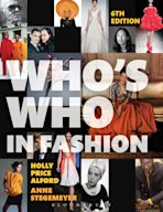 Who's Who in Fashion cover