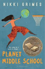 Planet Middle School cover