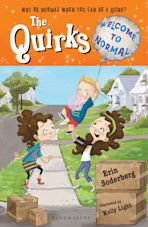 The Quirks: Welcome to Normal cover